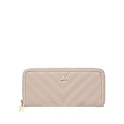 Star by Julien Macdonald - Pink quilted logo purse