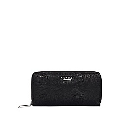 Fiorelli - Black city ziparound purse