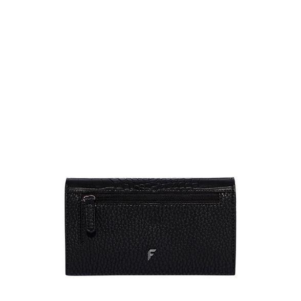 Black purse Fiorelli dropdown Chiltern turnlock ZSxqR1x6w