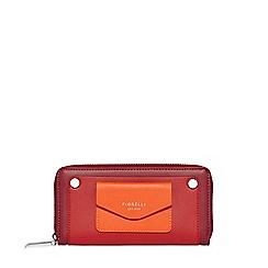 Fiorelli - Red farringdon ziparound purse