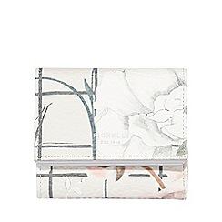 Fiorelli - Off white addison small frame dropdown purse