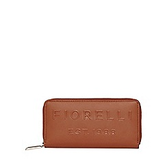 Fiorelli - Tan logo ziparound purse