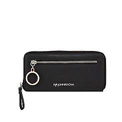 RJR.John Rocha - Black zip around purse