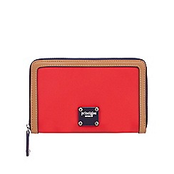 Principles by Ben de Lisi - Red zip around purse