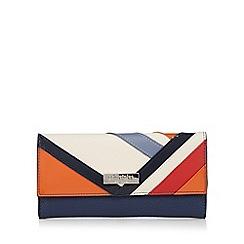 Principles - Muti-coloured fold over large purse