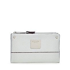 Principles - Silver small fold over purse