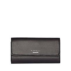 Fiorelli - Black sadie dropdown purse