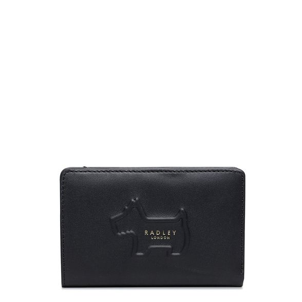 top black purse zip Radley medium Shadow qPwxzH7