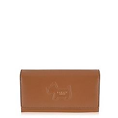 Radley - Shadow tan large flapover matinee purse