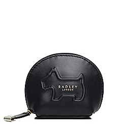Radley - Radley shadow black small coin purse