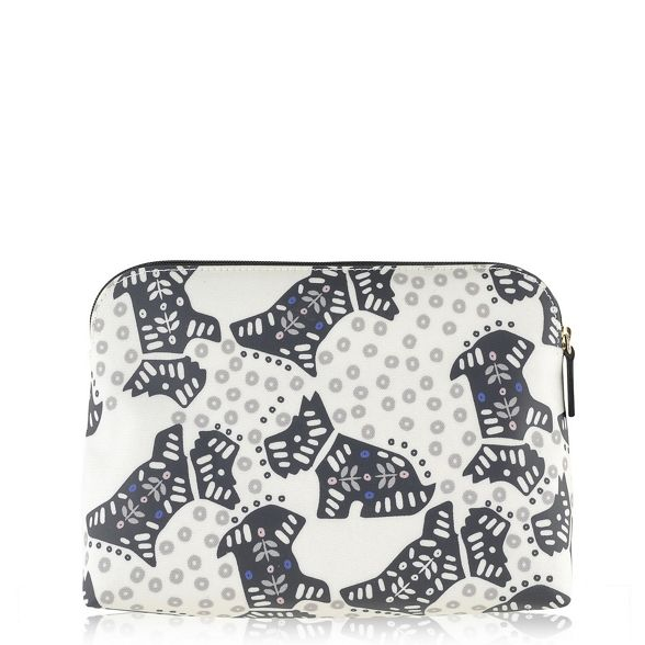 Folk medium pouch dog Radley ivory SYwXOwf
