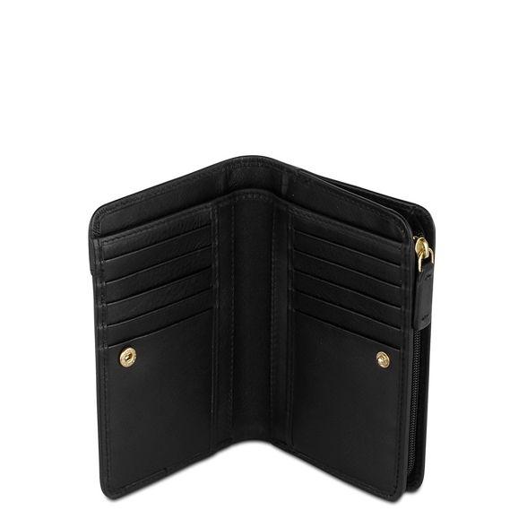 zip medium black Radley purse Pockets around gwqPYBxB0A
