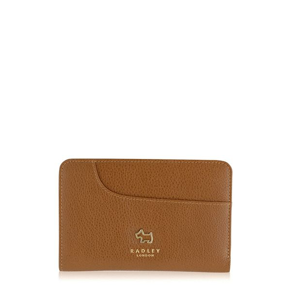 Radley zip around medium Pockets purse tan rRPnrqwtS