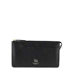 Radley - Pockets black large zip-top matinee purse