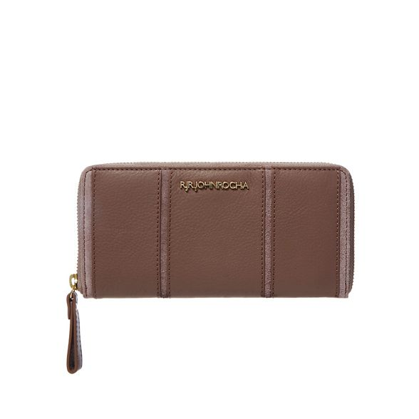 wallet John Rocha leather around RJR zip Light pink p0OxO