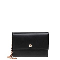 Radley - Black eaton place medium flapover purse