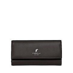 Fiorelli - Black maisie dropdown purse