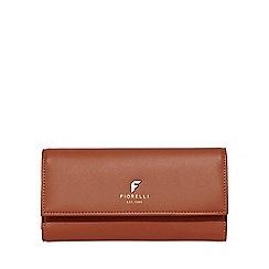 Fiorelli - Tan maisie dropdown purse
