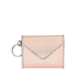Fiorelli - Gold robin id holder keyring