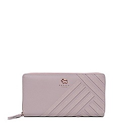 Radley - Grey harper street large zip matinee purse