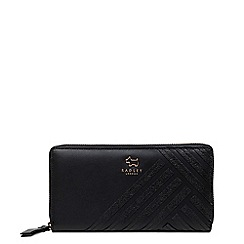 Radley - Black harper street large zip matinee purse