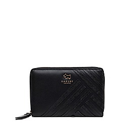 Radley - Black harper street medium zip matinee purse