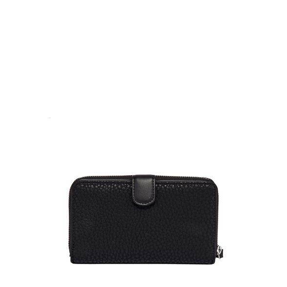 zip purse around abbey Fiorelli Black q7CPfz