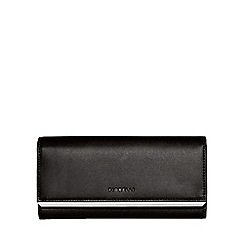 Fiorelli - Black addison large dropdown purse