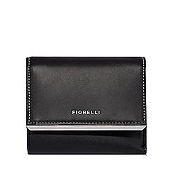 Fiorelli - Black addison small dropdown purse