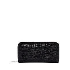Fiorelli - Black city zip around purse