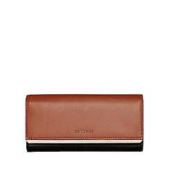 Fiorelli - Tan addison large dropdown purse