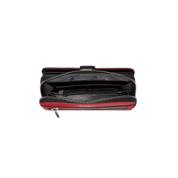 abbey purse around zip Red Fiorelli 0q54v