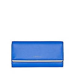 Fiorelli - Blue addison large dropdown purse