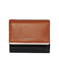 Fiorelli - Tan addison small dropdown purse