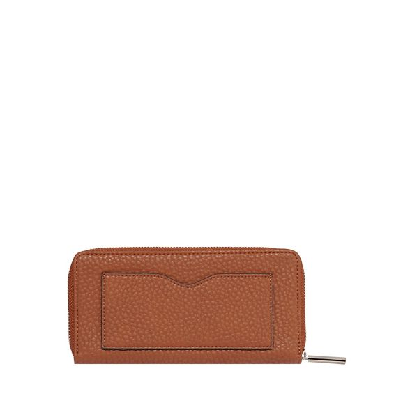 zip purse city around Tan Fiorelli w7qXEzg
