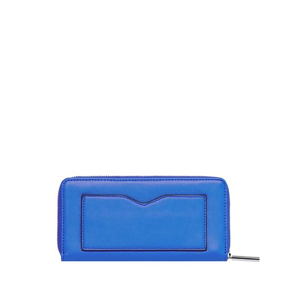 zip city purse around Fiorelli Blue TCEOxwqCn1