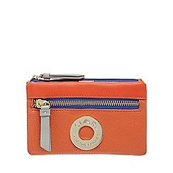 Star by Julien Macdonald - Orange soft fold over purse