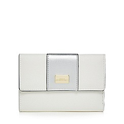Star by Julien Macdonald - White small flap over purse