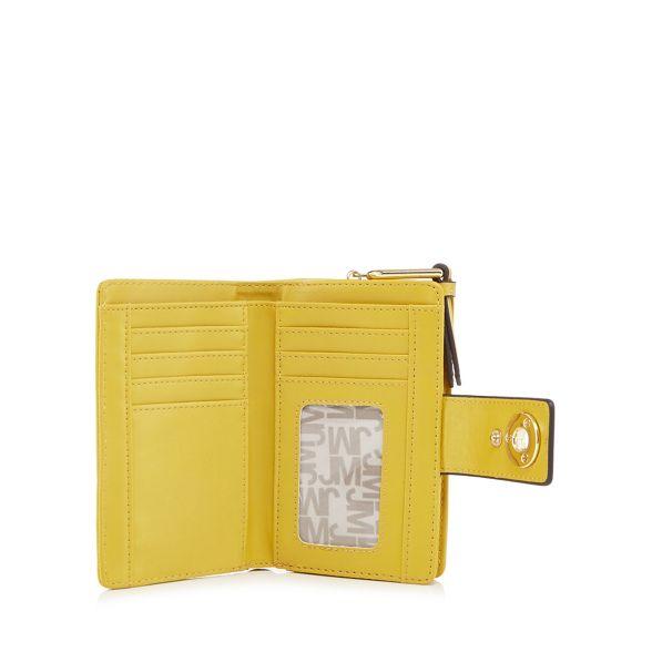 Macdonald tab eyelet purse Yellow by Star Julien AO4WE1