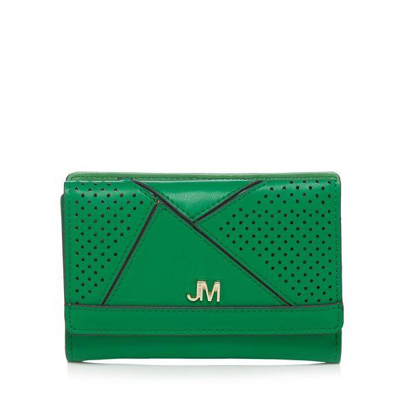 Macdonald perforated Star by medium Green Julien purse OpqRwqExn