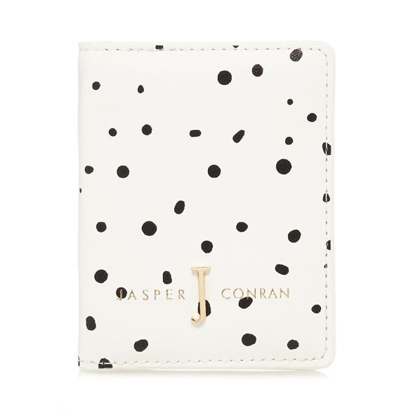 cardholder by in Jasper White and set box Conran a gift purse spotted J 4gx0wqqA
