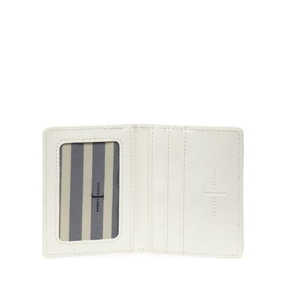 White spotted gift purse by a and Jasper set box cardholder J Conran in wptgpx
