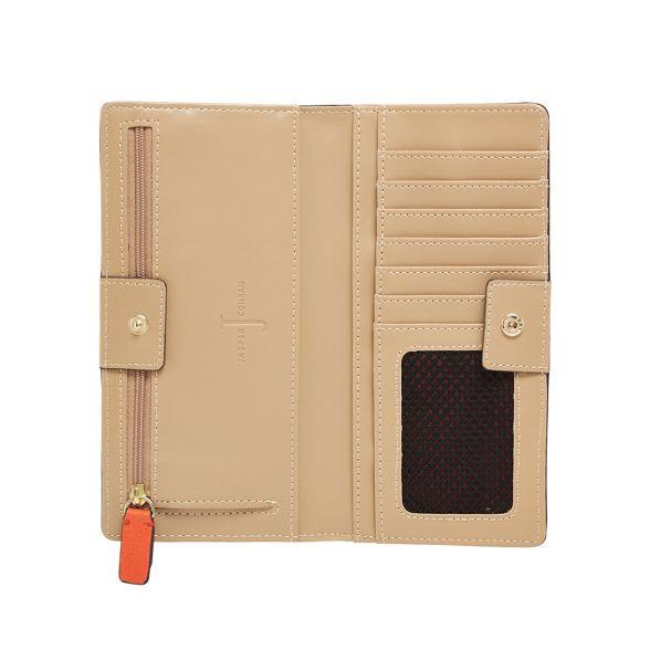 front purse Jasper zip coloured J large Conran by Multi THq58xZYw