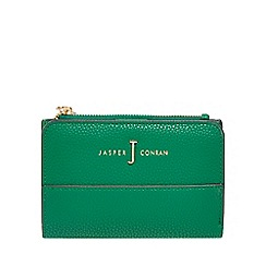 J by Jasper Conran - Green fold over purse