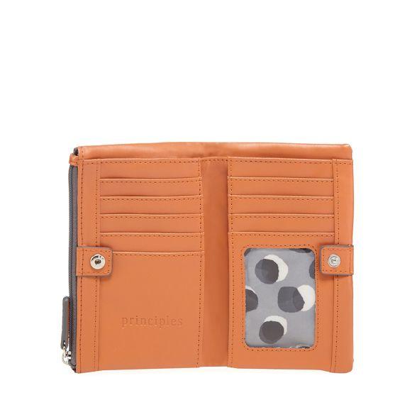 colour Principles block grey Dark purse pEfEqw