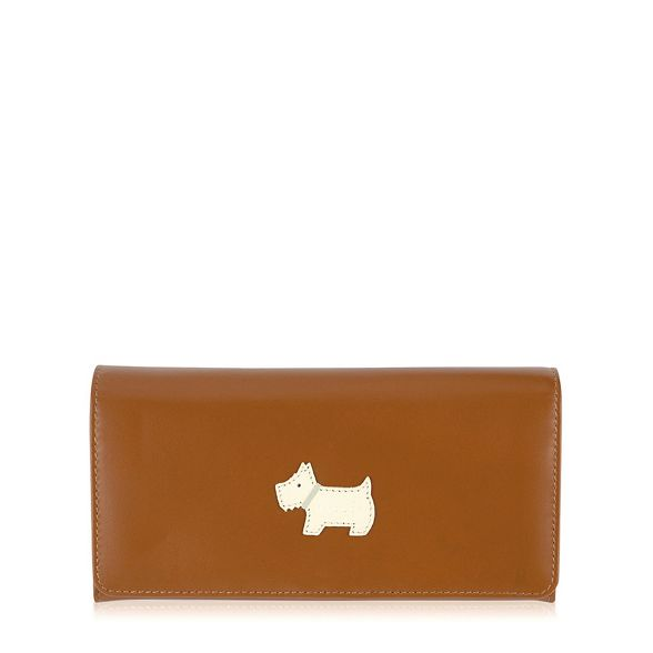 Radley purse leather Large dog' flap 'heritage over cncvzYFP