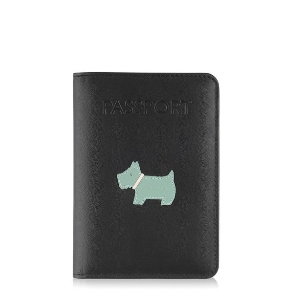 'heritage Radley Leather passport cover dog' rr5Snq