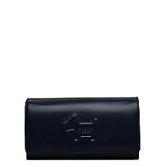 Radley - Large leather 'Shadow' flapover matinee purse
