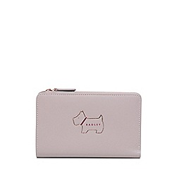 Radley - Heritage dog medium zip-top purse