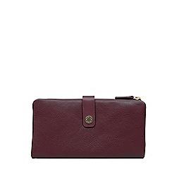 Radley - Larks wood large folded matinee purse